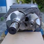 Šroubovice z Kompresoru 200kW
