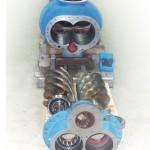 Šroubovice z kompresoru 270kW