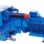 Vysokotlaký olejový kompresor