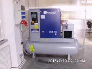 Kompresor Ceccato CSA10-500D