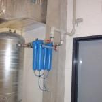 žárově zinkované vzdušníky a zdvojená filtrace stlačeného vzduchu