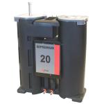 Sepremium 20- pro kapacitu 1200 m3/hod