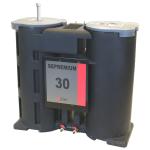 Sepremium 30- pro kapacitu 1200 m3/hod