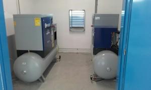 Chrášťany 2x 11 kW