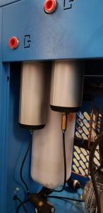 Integrované filtry sušiče Drytec