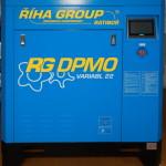 RG DPMO 22 před expedicí k zákazníkovi
