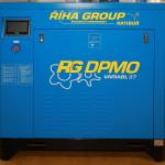 RG DPMO 37 před expedicí k zákazníkovi