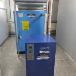 Instalace kompresoru RG DPMA 45 VARIABL + sušičky CDX77 (4-2021)